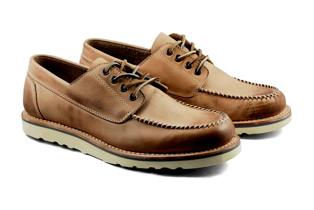 bnv 2012 spring summer 4 eye boat deck shoe