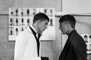 Boris Bidjan Saberi 2013 Spring/Summer Backstage Visuals & Interview