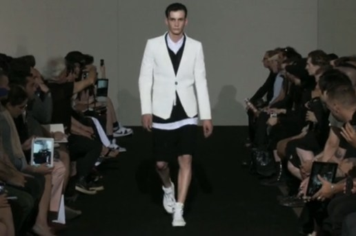 Boris Bidjan Saberi 2013 Spring/Summer Video