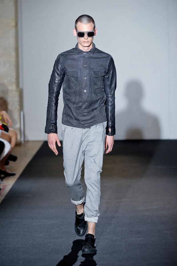 Boris Bidjan Saberi 2013 Spring/Summer Collection
