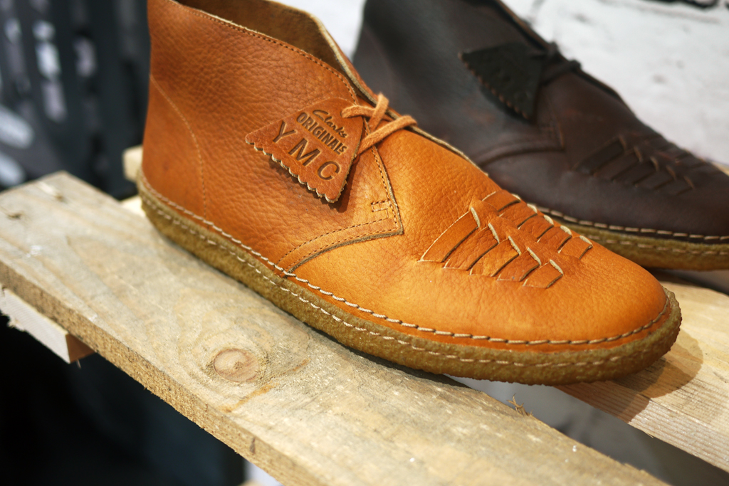YMC x Clarks Originals 2013 Spring/Summer Capsule Collection Preview