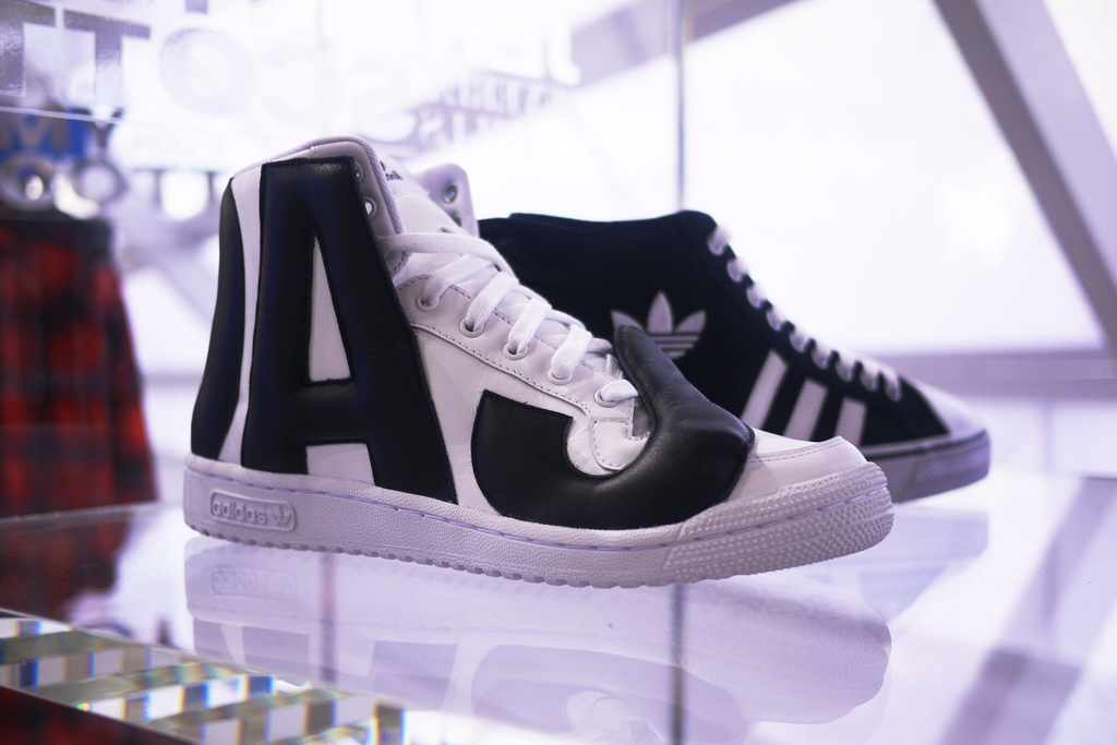Bread & Butter: adidas Originals by Jeremy Scott 2013 Spring/Summer Collection Preview
