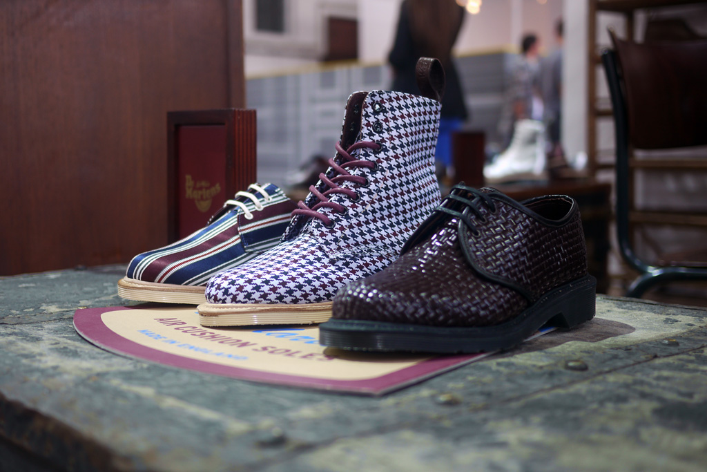 Bread & Butter: Dr. Martens 2013 Spring/Summer Collection Preview