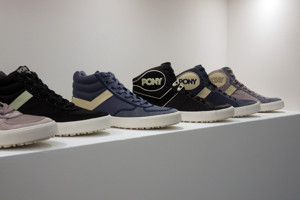 Bread & Butter: PONY 2013 Spring/Summer Collection Preview
