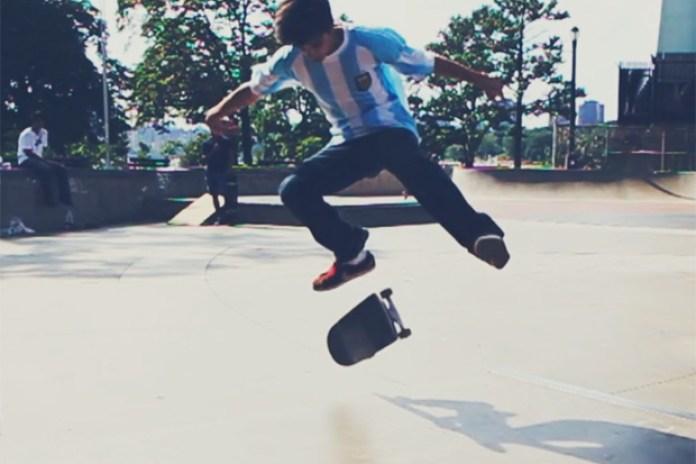 BRKN Queens Skateboarding Video