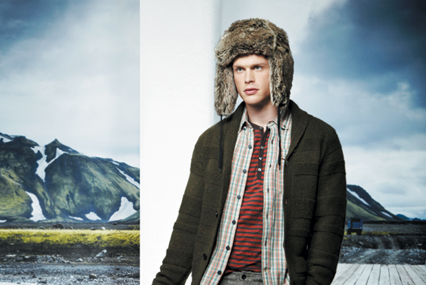 Burkman Bros. 2012 Fall/Winter Lookbook
