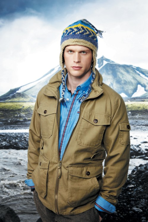 Burkman Bros. 2012 Fall/Winter Lookbook