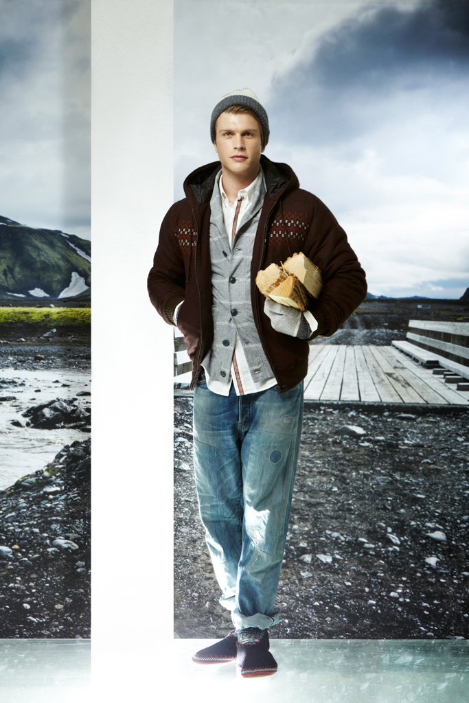 burkman bros 2012 fall winter lookbook