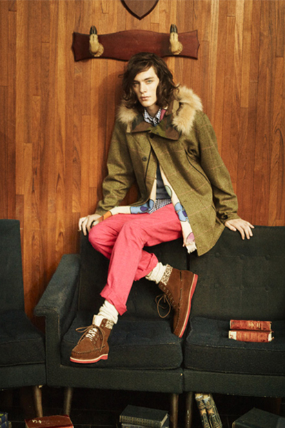 caminando 2012 fall winter lookbook