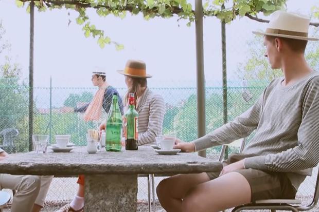 Camo Bar 2013 Spring/Summer Video