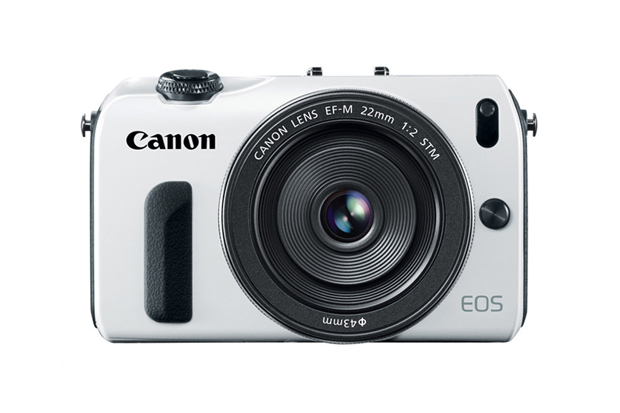 Canon Officially Releases the Mirrorless EOS M Camera