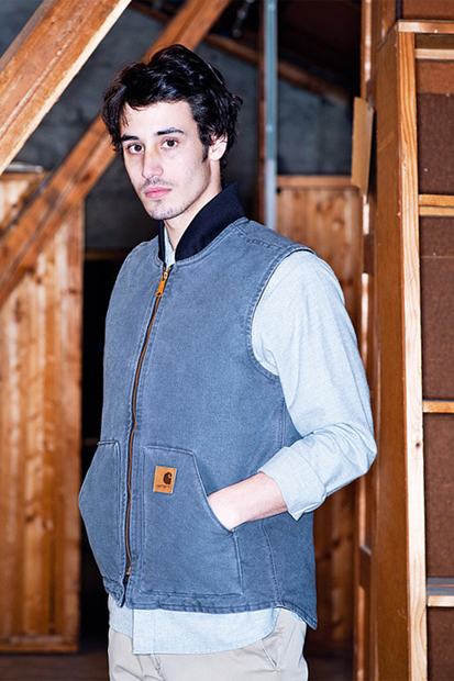 Carhartt WIP 2012 Fall/Winter Lookbook