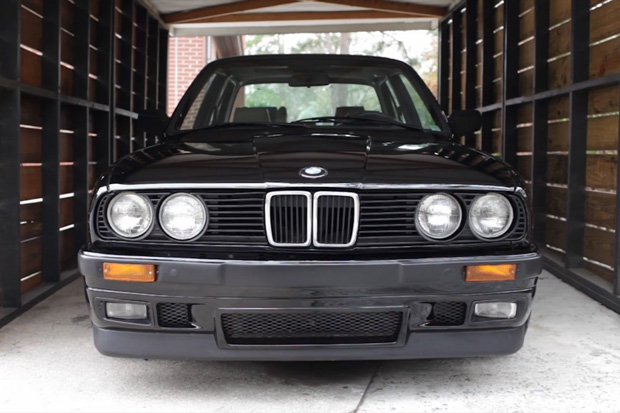 Cars I See: David Duran Shares the Story Behind his Passion for the BMW E30