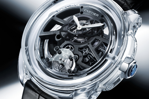 Cartier ID Two Concept Watch