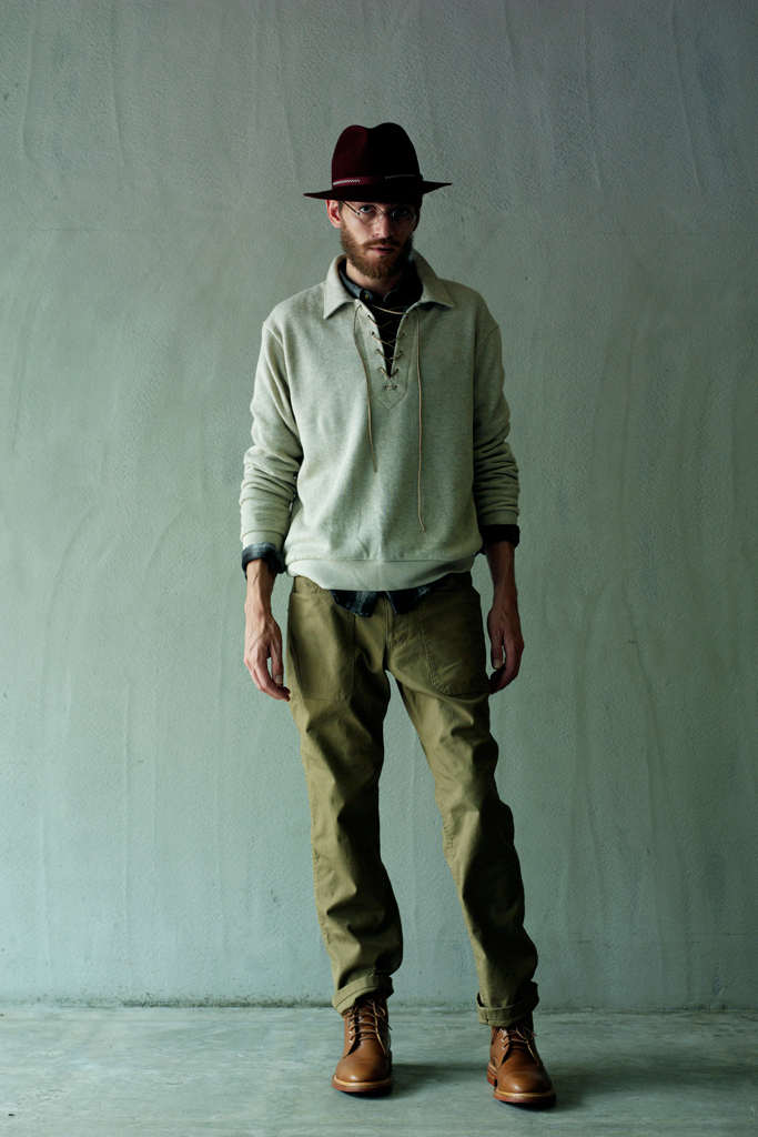 CASH CA 2012 Fall/Winter Lookbook