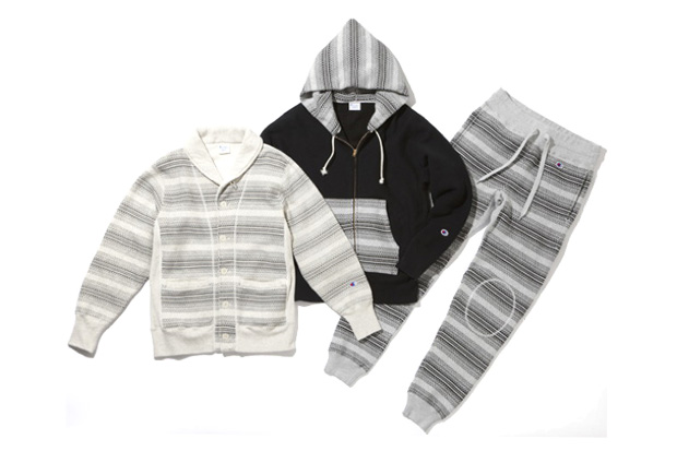 "Champion ""Reverse Weave"" Fleece Collection"