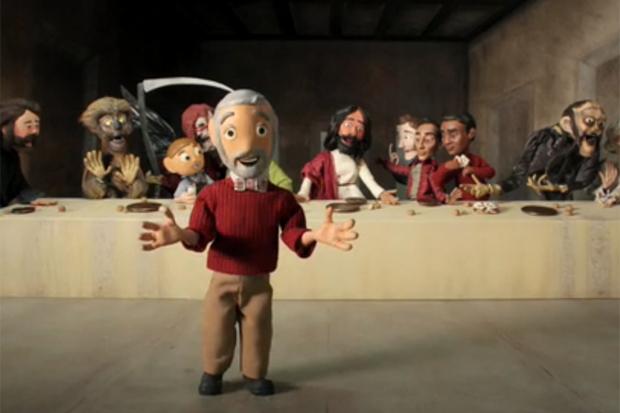 "Charlie Kaufman and Dan Harmon Team Up for Stop-Motion Short Movie ""Anomalisa"""