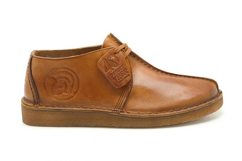 clarks originals 2012 fall winter 40th anniversary desert trek