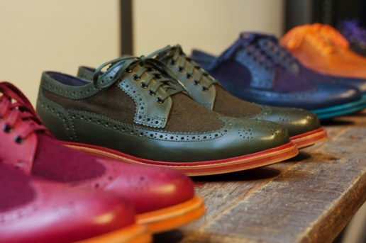 Cole Haan 2012 Fall/Winter Collection Preview