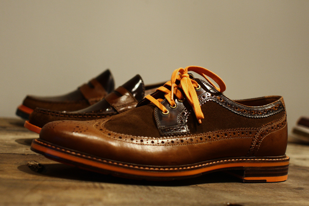 cole haan 2012 fall winter collection preview