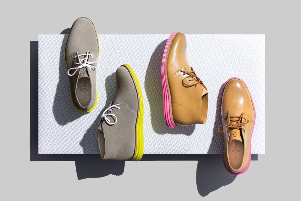 Cole Haan LunarGrand Chukka Limited Edition