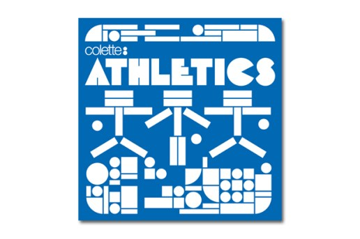 "colette Presents Olympic-Inspired ""colette Athletics"" Mixtape"