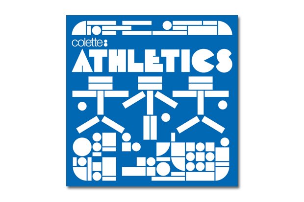 colette presents olympic inspired colette athletics mixtape