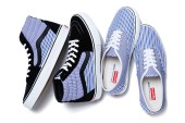 COMME des GARCONS SHIRT x Supreme x Vans 2012 Spring/Summer Collection Release Info