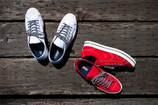 Converse First String 2012 Spring/Summer Star Player Ox
