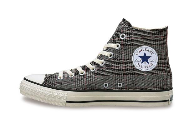 Converse Japan Chuck Taylor All Star Glen-Check Hi