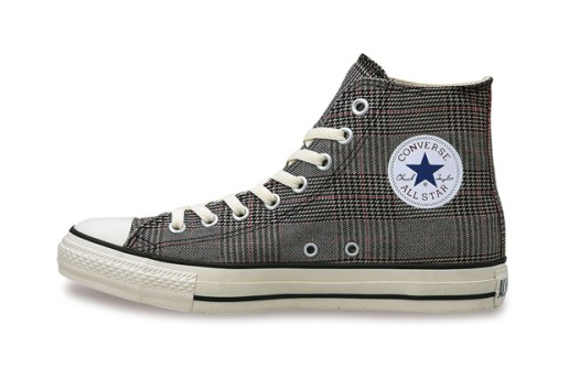 Converse Japan Chuck Taylor All Star Glen-Check Hi