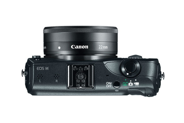 could this be a first look at canons mirrorless eos m camera