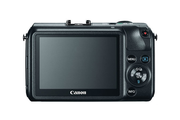 Could This Be a First Look at Canon's Mirrorless EOS-M Camera?