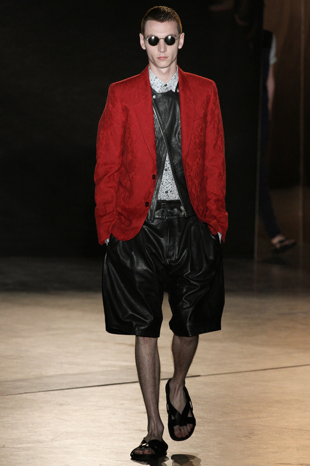 Damir Doma 2013 Spring/Summer Collection