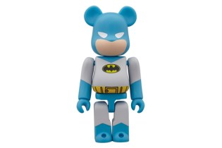 DC Comics x Medicom Toy Batman Bearbrick