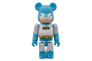 DC Comics x Medicom Toy Batman Bearbrick