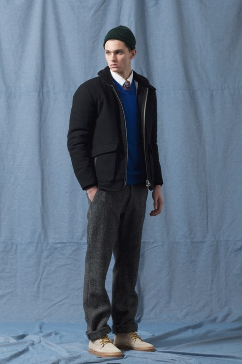 "Deluxe 2012 Fall/Winter ""Stars and Bars"" Lookbook"