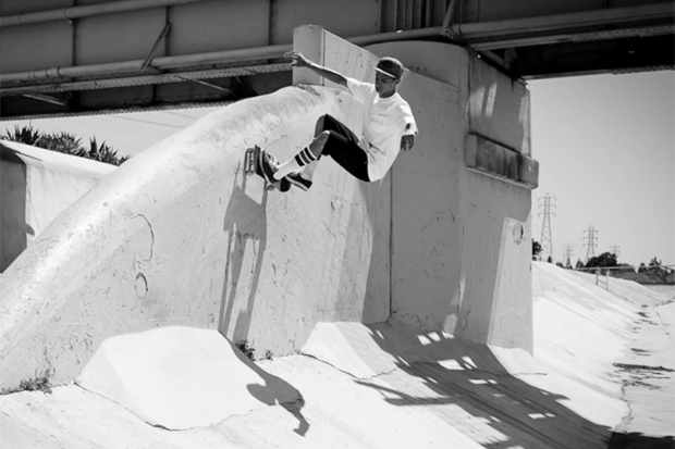 """Dickies Skate """"Skating L.A."""" Photo Reel by Atiba Jefferson"""
