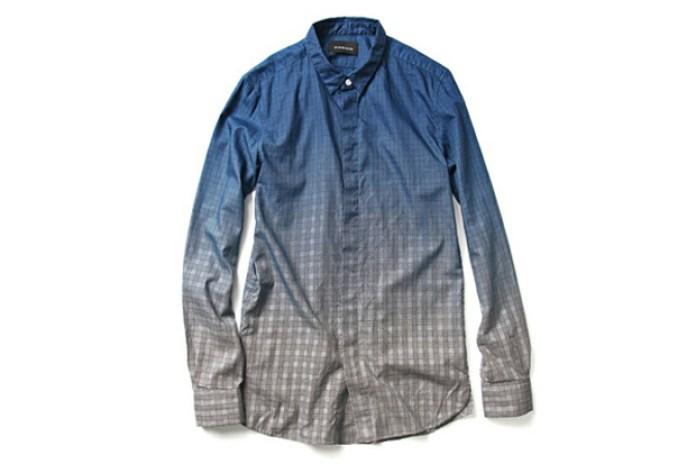 Diet Butcher Slim Skin x MIDWEST Bespoke Gradient Shirt