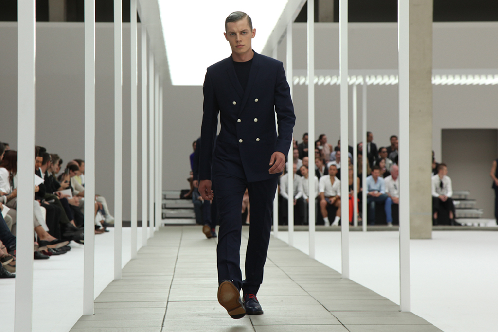Dior Homme 2013 Spring/Summer Collection