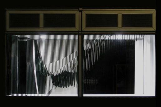 Dover Street Market Olympic Window by Zaha Hadid