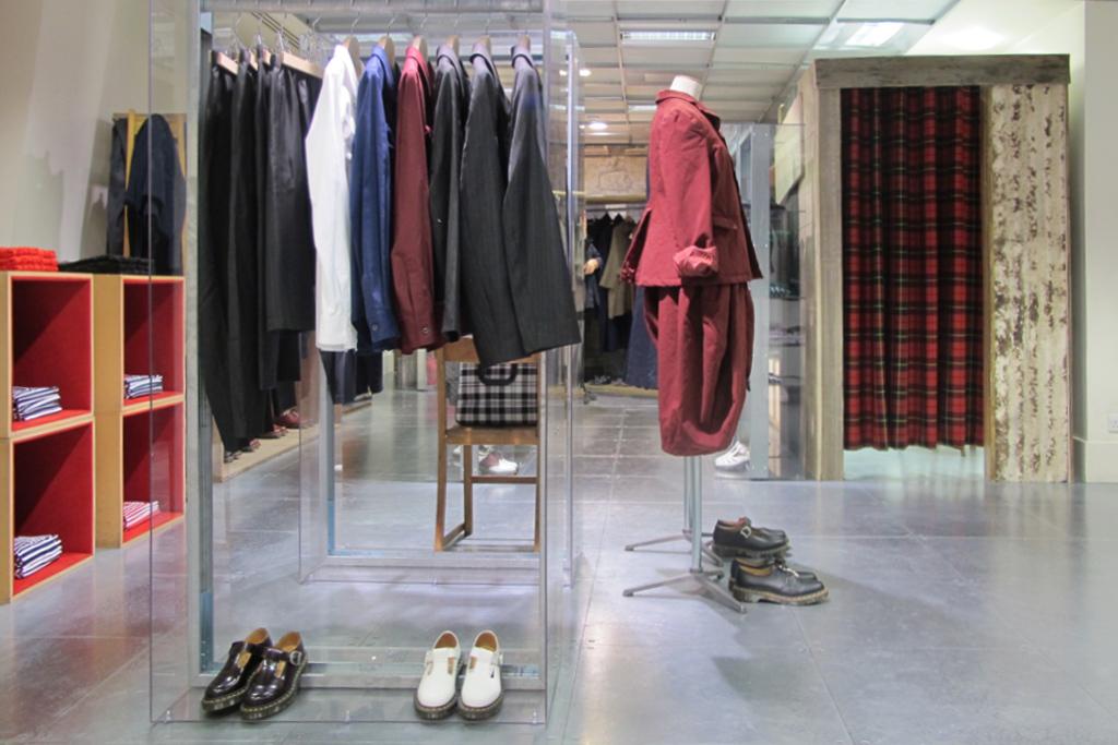 DOVER STREET MARKET: Tachiagari for 2012 Fall/Winter