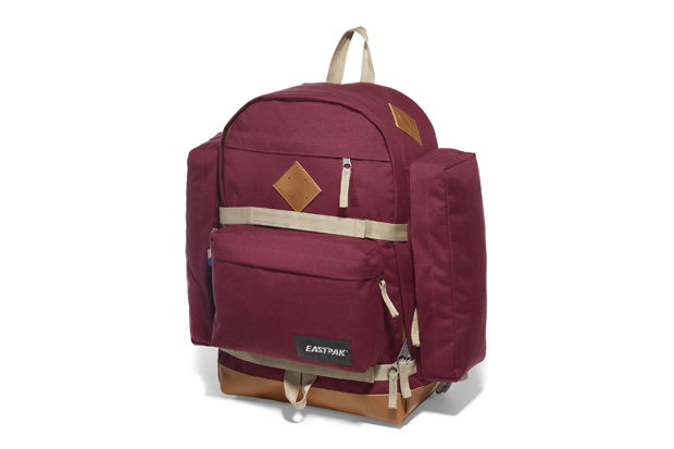 "EASTPAK 2012 Fall/Winter ""Returnity"" Collection"