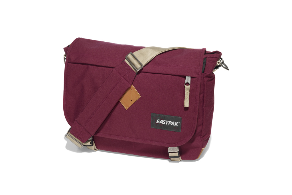 eastpak 2012 fall winter returnity collection