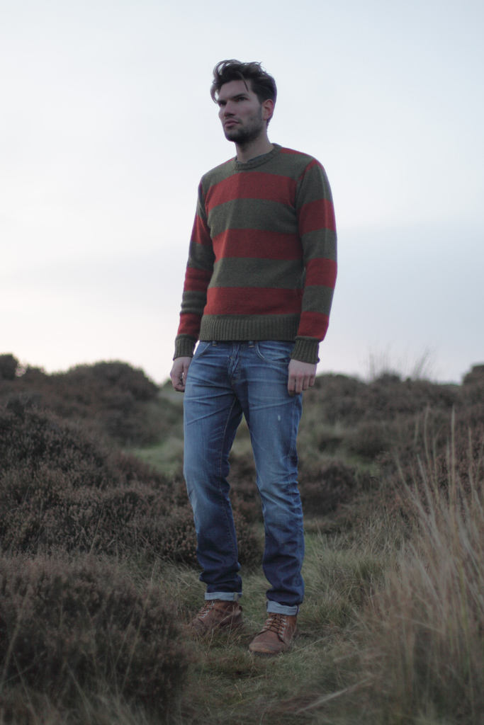 Edwin 2012 Fall/Winter Lookbook