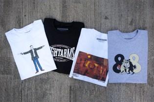 EIGHTARMS & BLACKMIST 2012 Spring/Summer T-Shirt Collection