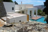 Emasies House on Andros Island by klab architects