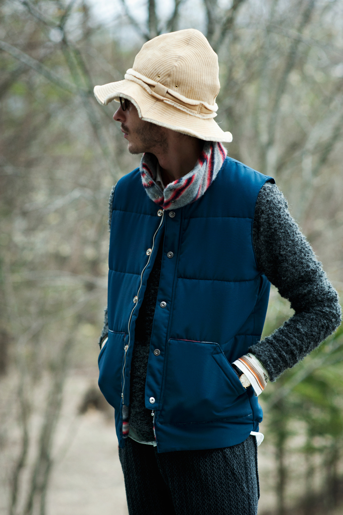 EOTOTO 2012 Fall/Winter Lookbook