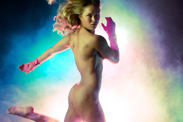 ESPN the Magazine: 2012 The Body Issue