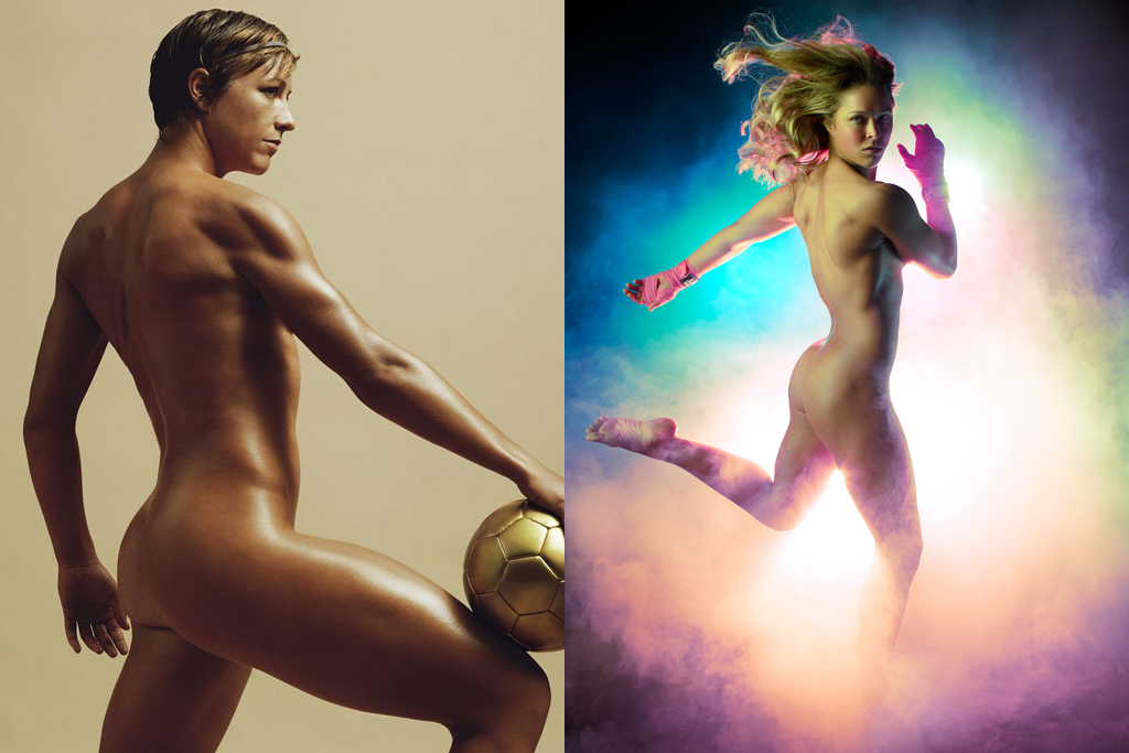 ESPN the Magazine: 2012 The Body Issue